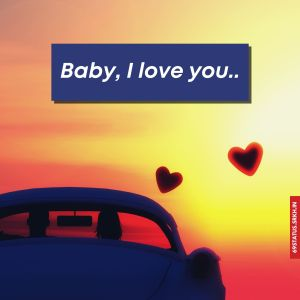 Baby I Love You images full HD free download.