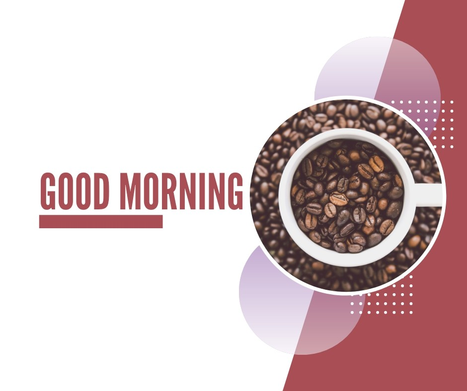 Coffee Good Morning Image full HD free download.
