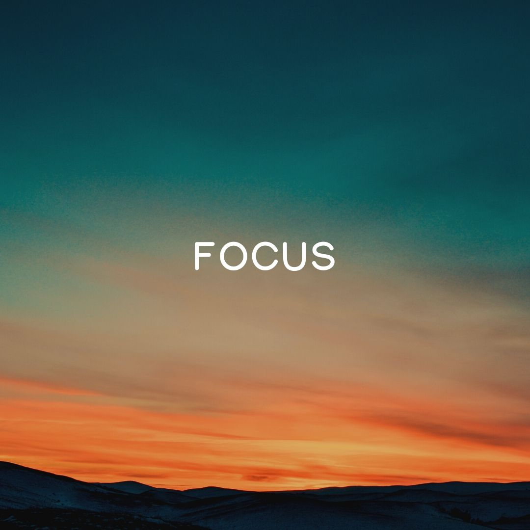 Focus Whatsapp Quote Dp image full HD free download.