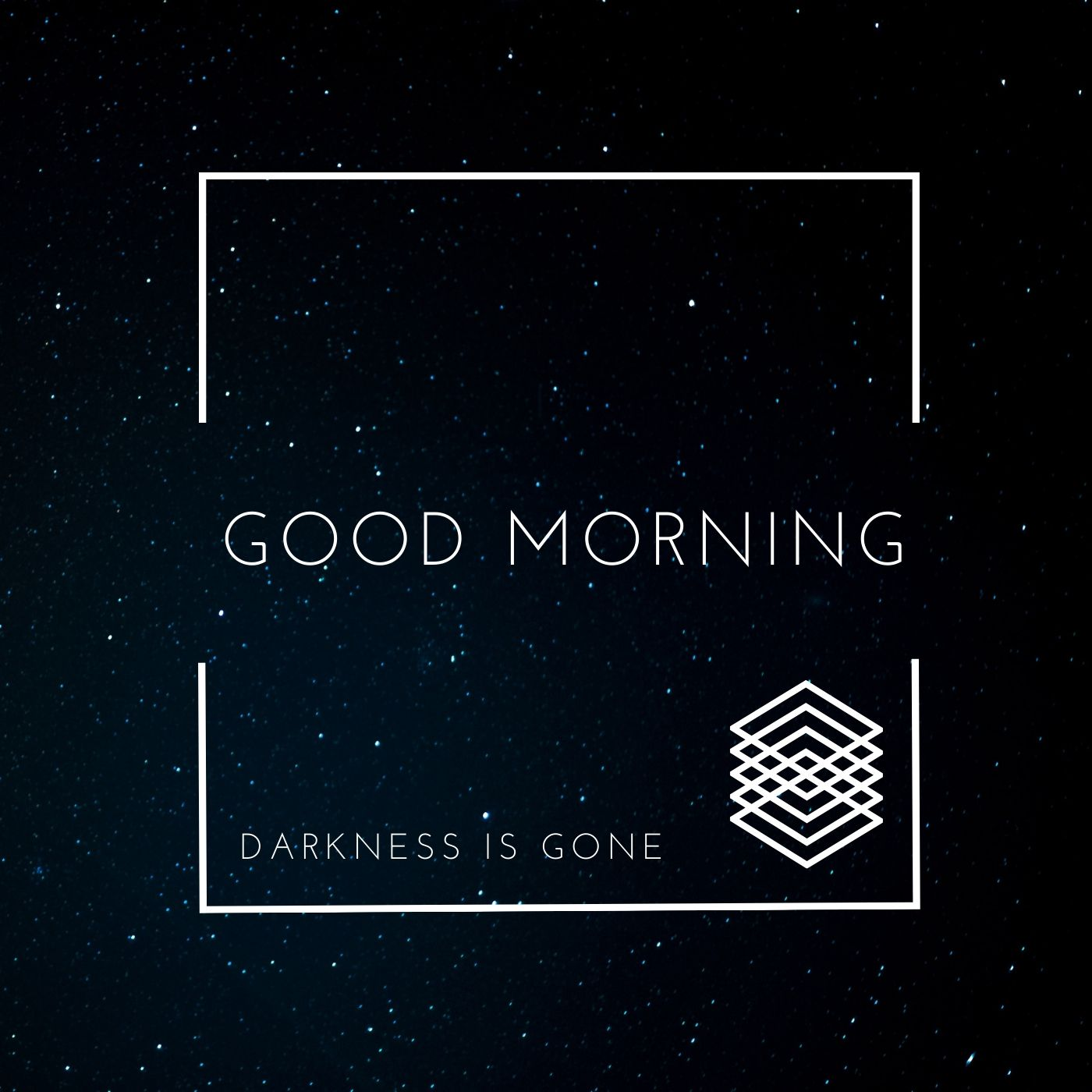 Good Morning Darkness Is Gone Image full HD free download.