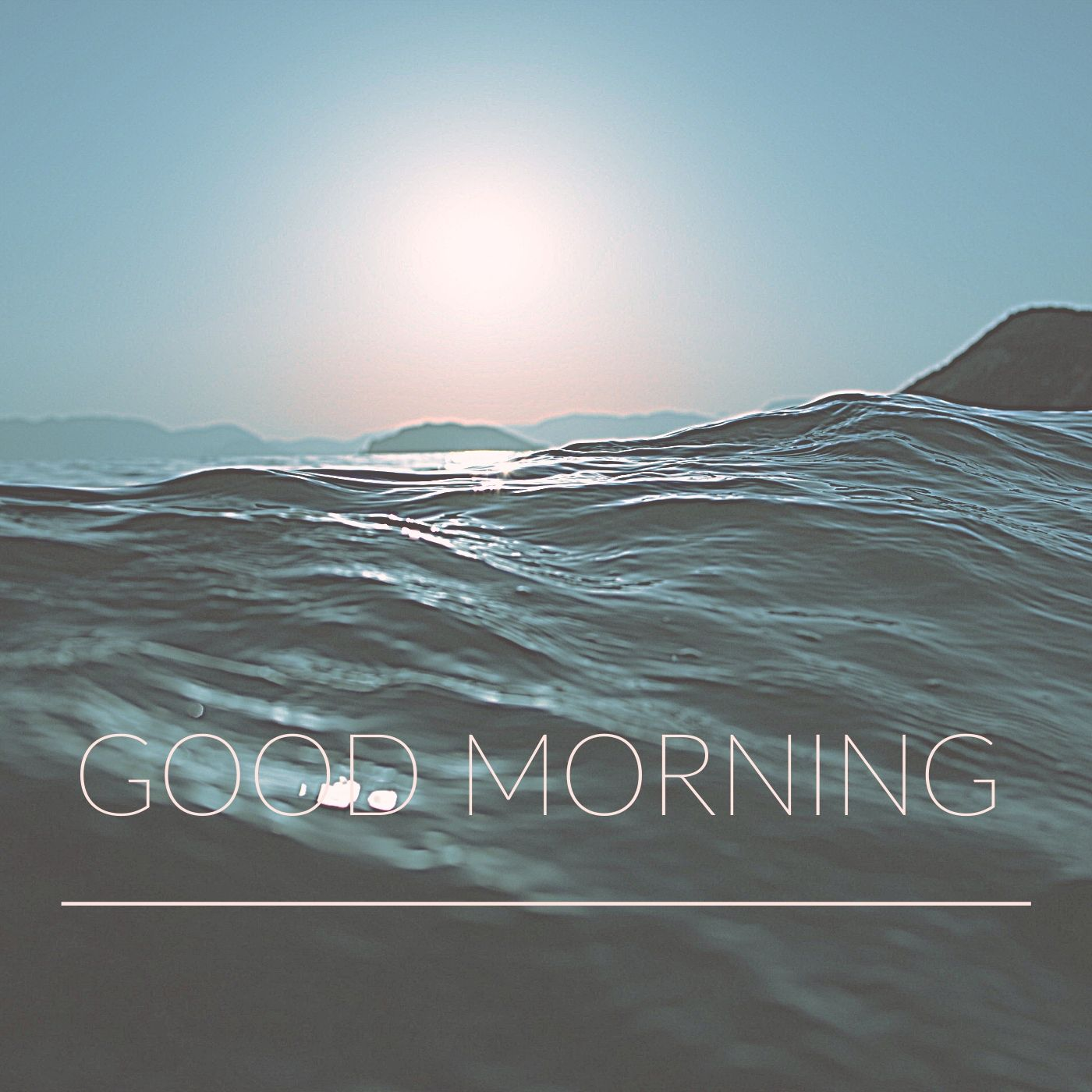 Good Morning Sun Rising Beyond River full HD free download.