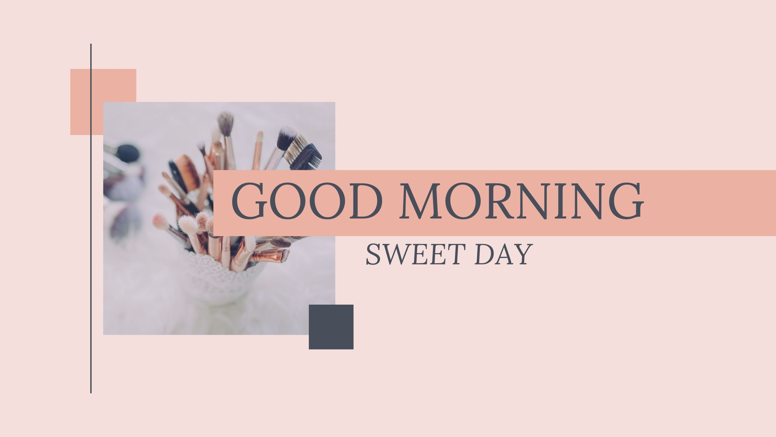 Good Morning Sweet day Image full HD free download.