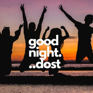 Good Night dost image full HD free download.