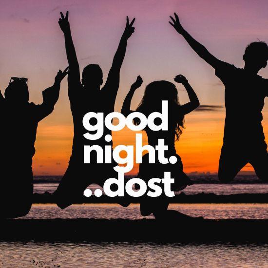 Good Night dost image