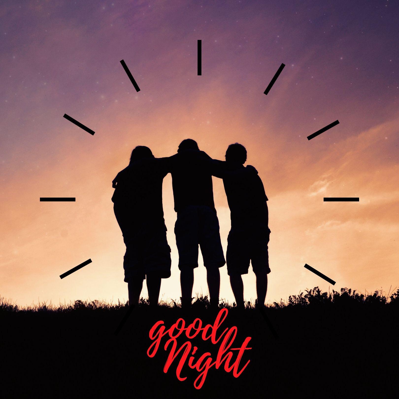 Good Night friend image full HD free download.