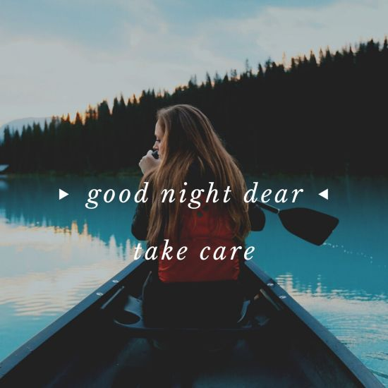 Good Night take care photo