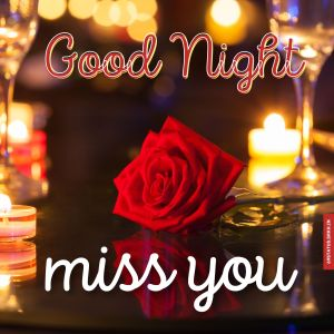 Good night miss you images full HD free download.
