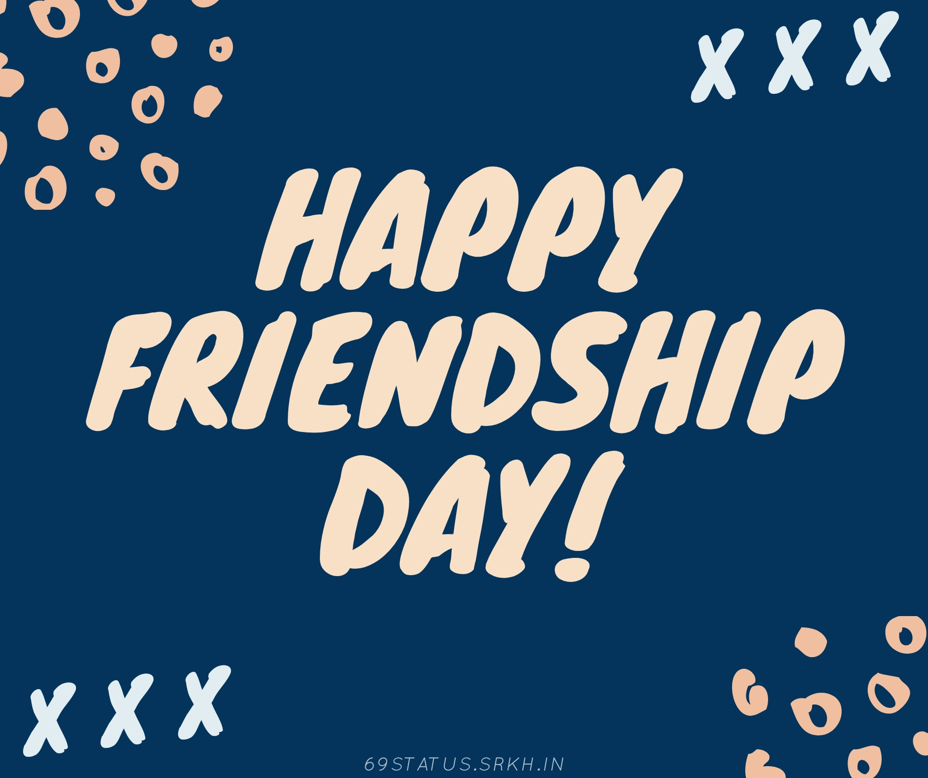 Happy Friendship Day Image in HD full HD free download.