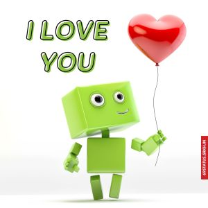 I Love You cartoon images hd full HD free download.