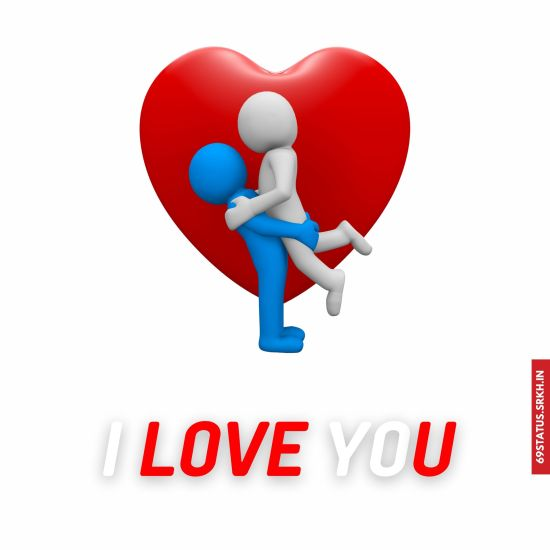 I Love You cartoon images