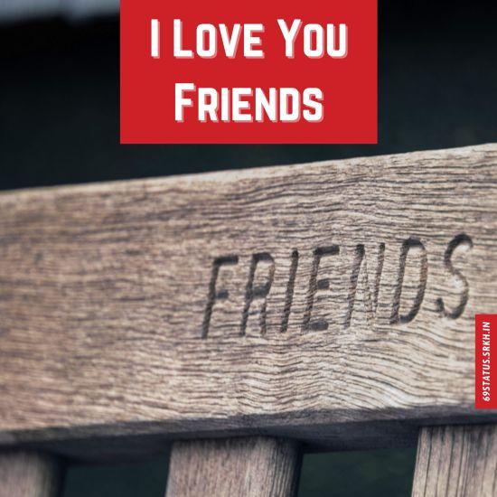 I Love You friend images hd