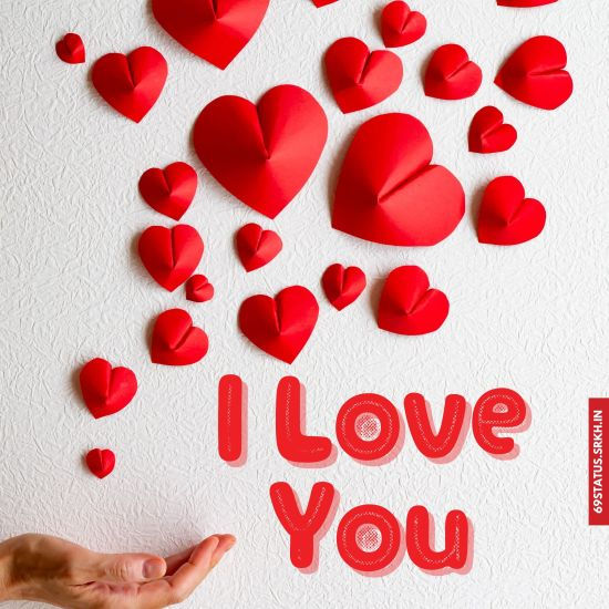 I Love You heart images hd