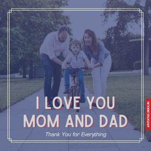 I Love You mom and dad images hd full HD free download.