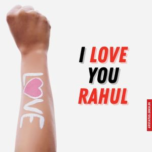 I Love You rahul images full HD free download.