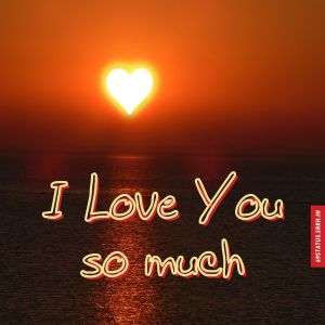 I Love You so much images full HD free download.