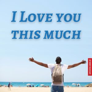I Love You this much images full HD free download.