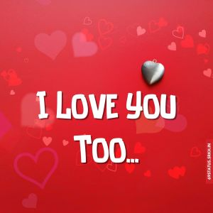 I Love You to images full HD free download.