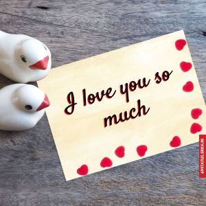 Images of I Love You so much full HD free download.
