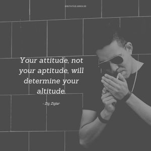 Quotes on Attitude with Image full HD free download.