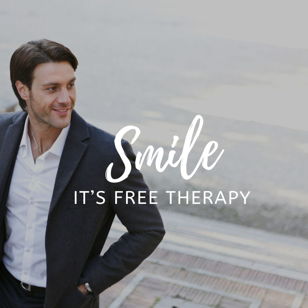 Smile its free therapy. Whatsapp dp for boys men full HD free download.