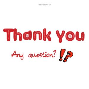 Thank You Any Question Images HD full HD free download.