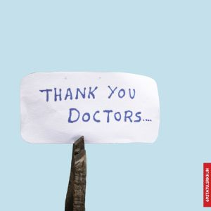 Thank You Doctor Images full HD free download.