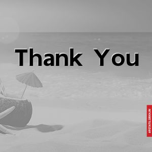 Thank You Images Black and White full HD free download.