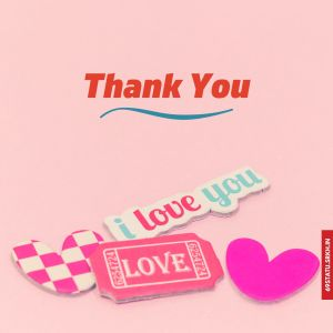 Thank You Images for Lover full HD free download.