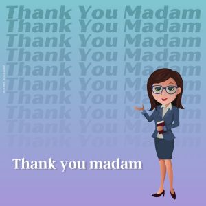 Thank You Mam Images in Full HD full HD free download.