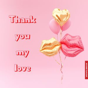 Thank You My Love Images full HD free download.