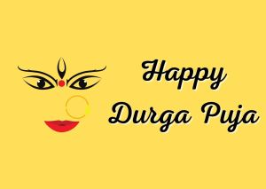Durga Puja Banner Design full HD free download.