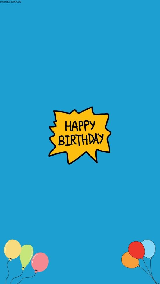 Happy Birthday Background Images Hd