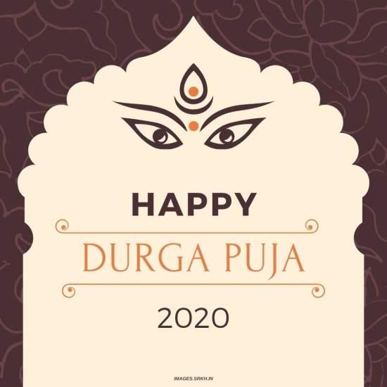 Happy Durga Puja 2020 hd