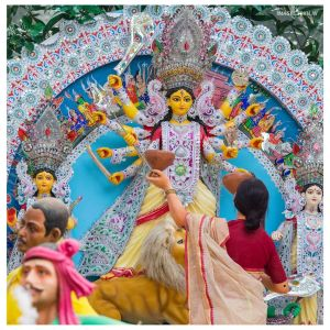 Images On Durga Puja full HD free download.