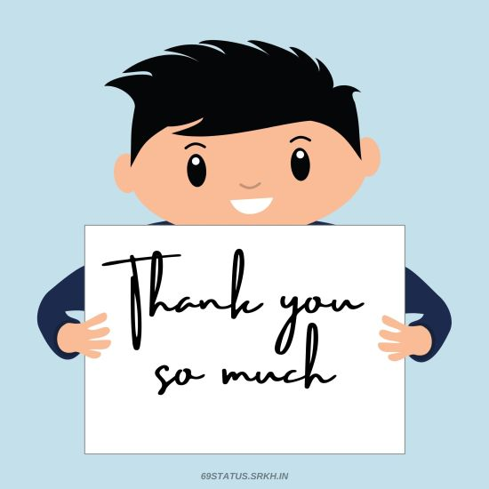 Thank YOu Cartoon Images HD