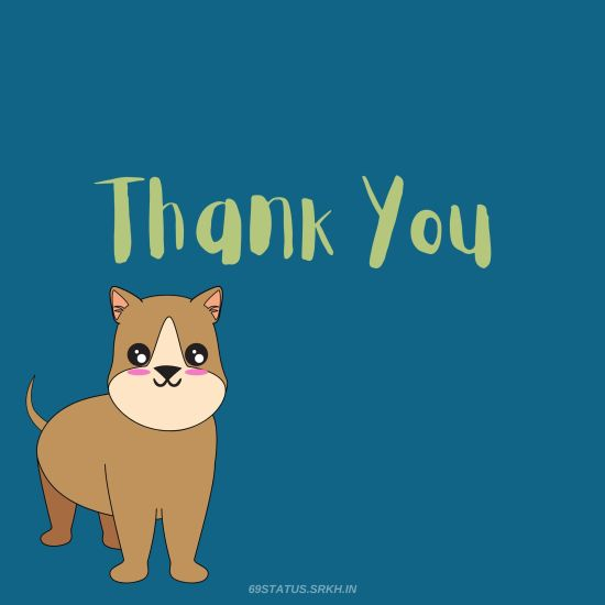 Thank You Cartoon Images HD – Thank You