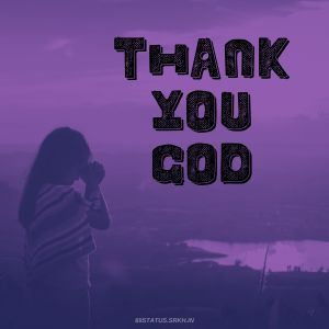 Thank You GOD Images full HD free download.