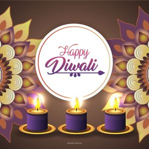 Diwali Greeting full HD free download.