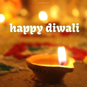 Diwali Lamp full HD free download.