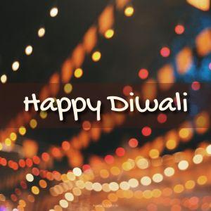 Diwali Lights full HD free download.