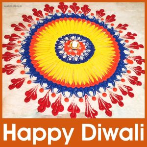 Diwali Rangoli full HD free download.