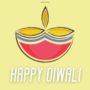 Diwali Sticker full HD free download.