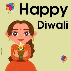 Diwali Wish full HD free download.