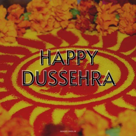 Dussehra Rangoli