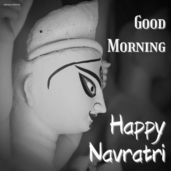 Good Morning Navratri Images