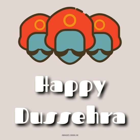 Happy Dussehra Drawing