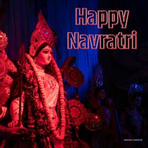 Happy Navratri Image In Hd full HD free download.