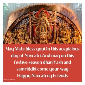 Navratri Image With Comment full HD free download.