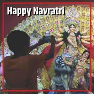 Navratri Special Image full HD free download.