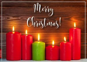 Christmas Candles Images full HD free download.